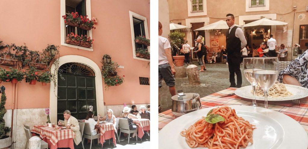 restaurants-rome