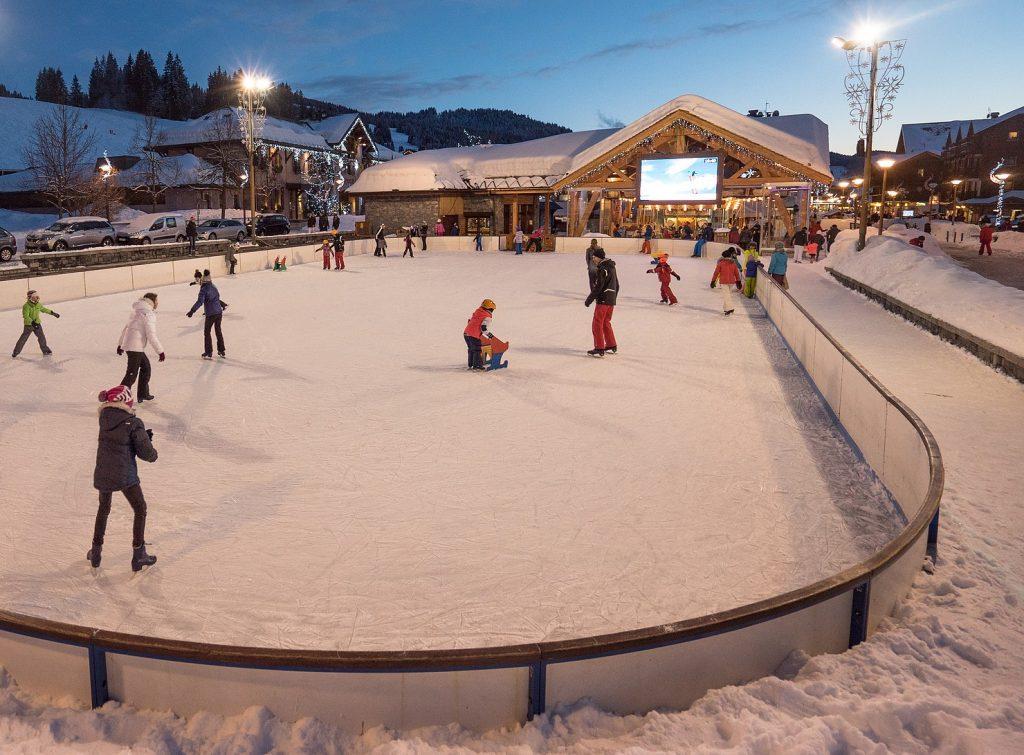 schaatsen-les-gets