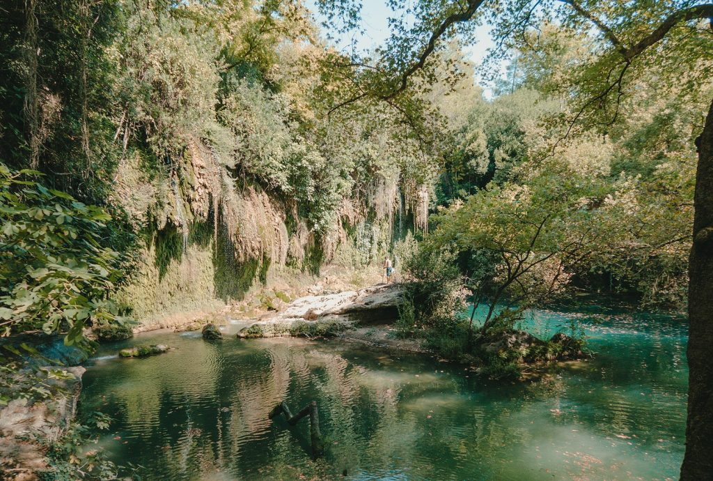 waterval-turkije