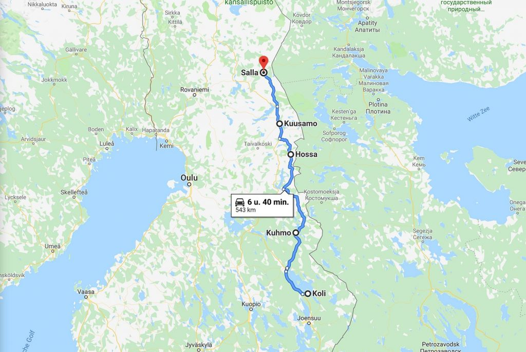 autoroute-oost-finland