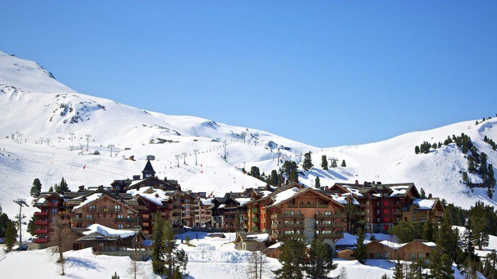 wintersport-Les-Arcs