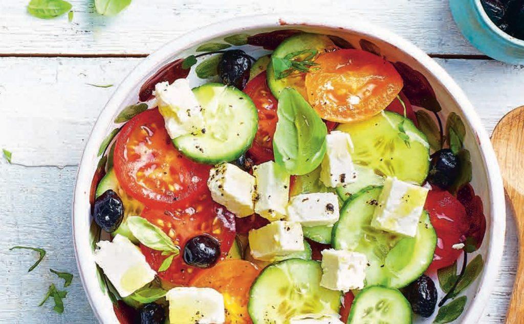 recept-griekse-salade