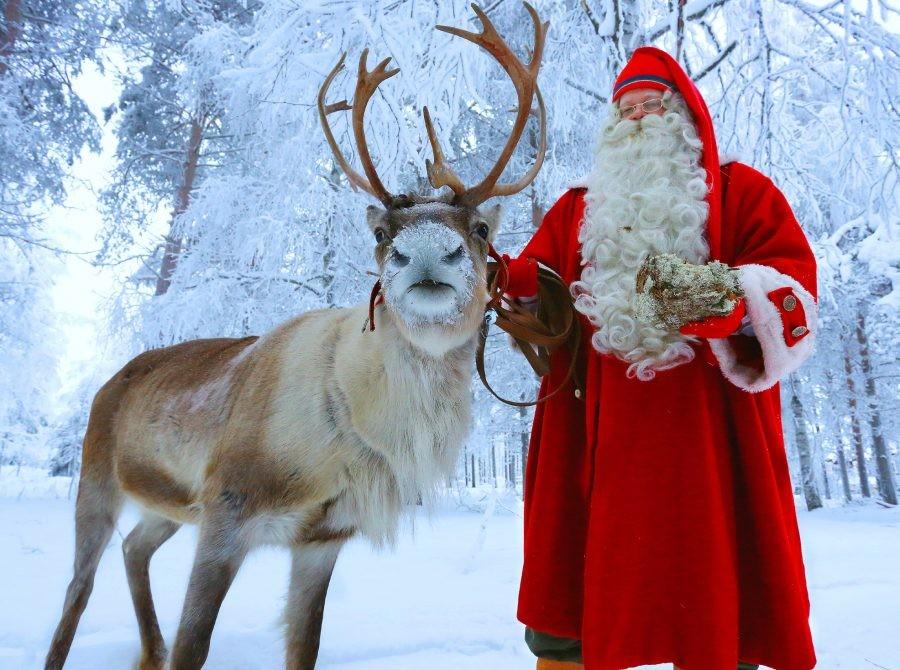 Kerstman-finland