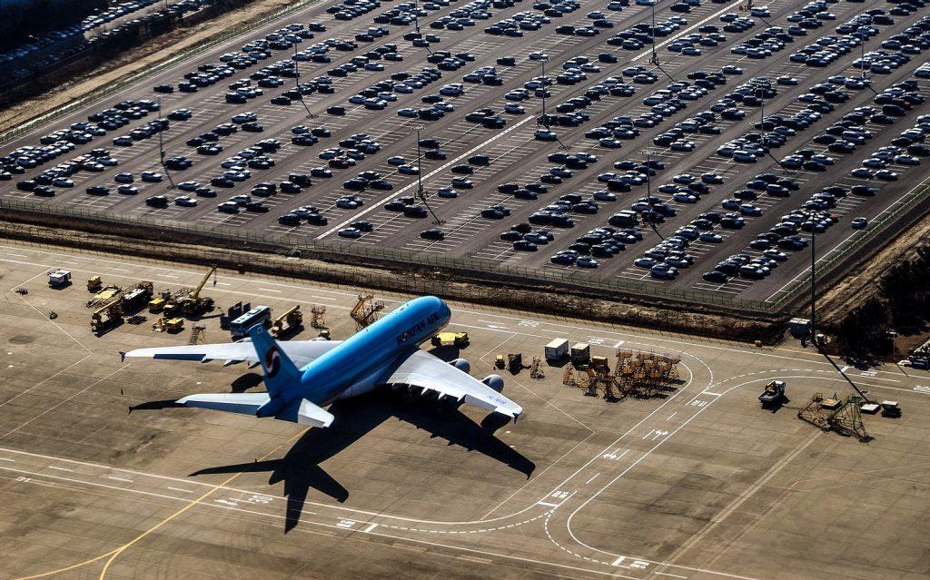 parkeren-luchthaven