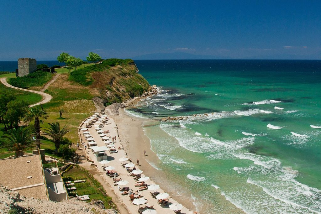 beste-stranden-chalkidiki