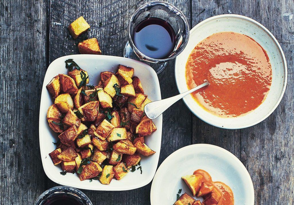 recept-patatas-bravas