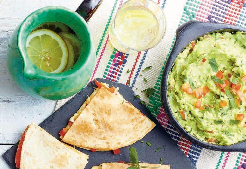quesadillas-met-guacamole